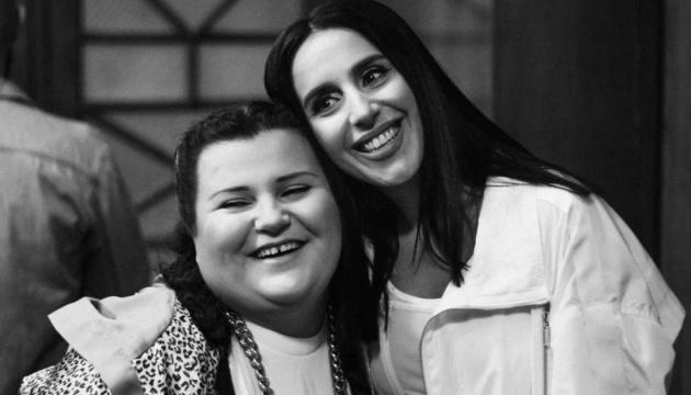 Jamala y Alyona Alyona graban una canción conjunta