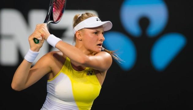 Ястремська принесла Україні першу перемогу у грі Fed Cup з Естонією