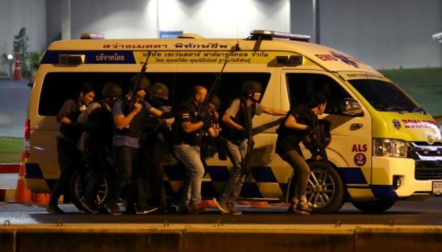 У Таїланді ліквідували стрільця, який убив 20 осіб