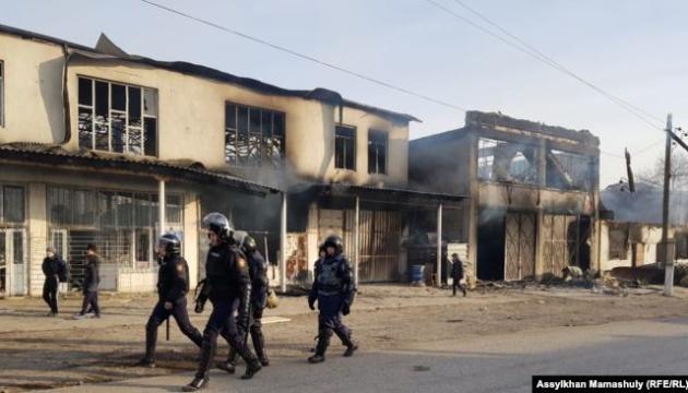 Сутички у Казахстані: кількість жертв зросла до 10