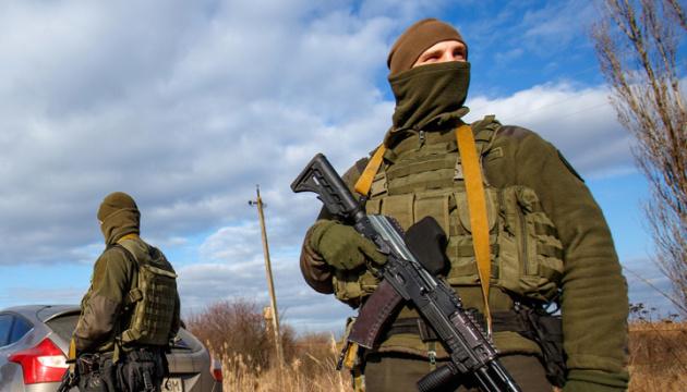 Нацгвардия провела на Прикарпатье антитеррористические учения