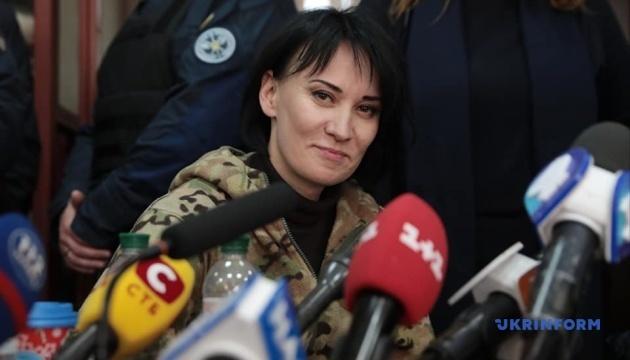 Довибори в Раду: Маруся Звіробій знімає свою кандидатуру