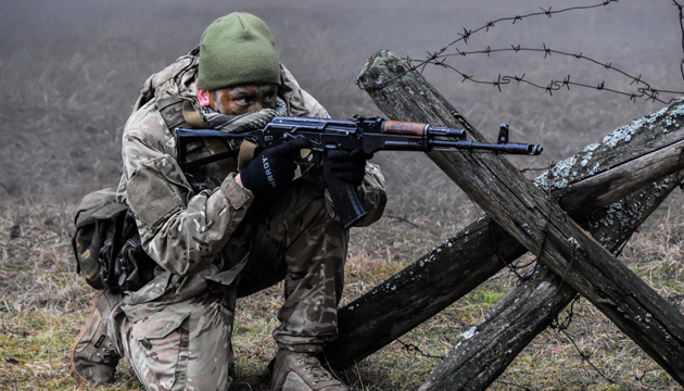 Invaders violate ceasefire in eastern Ukraine 15 times