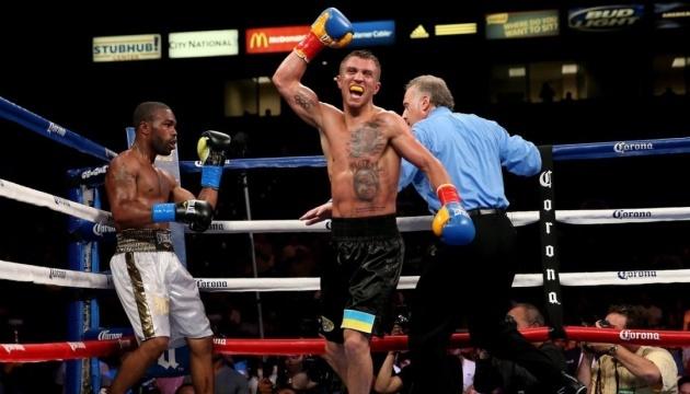Американський боксер Расселл вимагає реваншу з Ломаченком