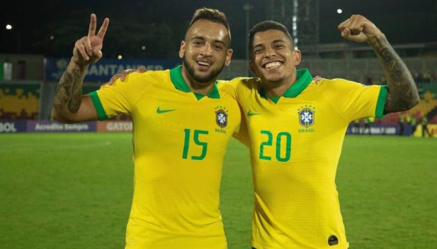 """Двоє футболістів """"Шахтаря"""" допомогли Бразилії пробитися на Олімпіаду-2020"""