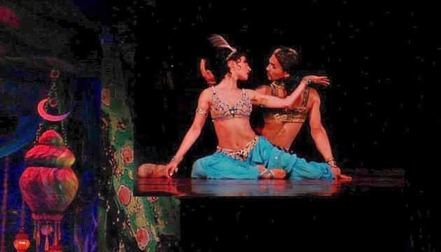 Український класичний балет презентує «Кармен» і «Шехеразаду» хорватській публіці