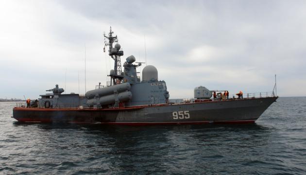InformNapalm зібрав докази участі російського ракетного катера Р-60 у захопленні Криму