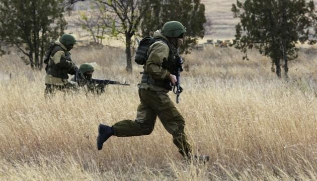 Нацгвардійця-дезертира затримали у Росії на кордоні