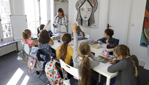 У Вільнюсі відкриється філіал паризької української школи École Ukrainienne de Paris