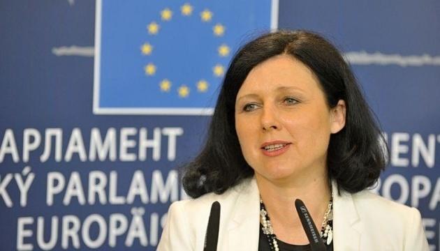 欧州委員会副委員長「私がプーチン氏の立場なら、クリミアをウクライナに返還するだろう」