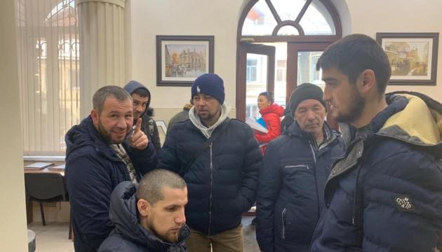 Суд РФ може продовжити арешт іще п'ятьом кримським татарам