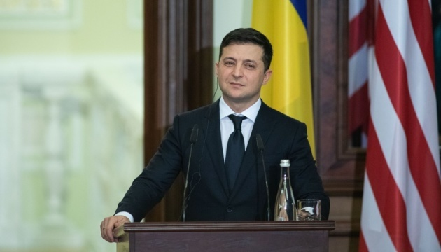 Zelensky thanks US Senators for bipartisan support