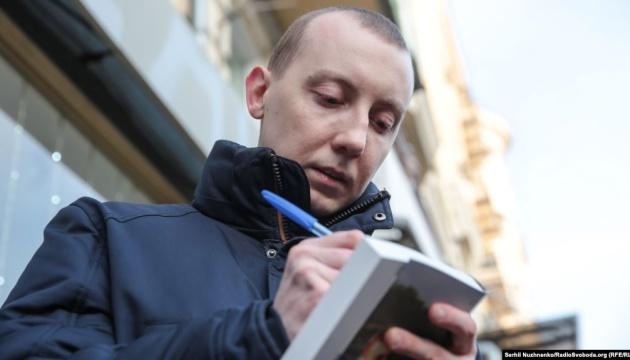 Асєєв пише книгу про пережите у полоні