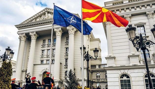 Північна Македонія ратифікувала угоду про вступ до НАТО