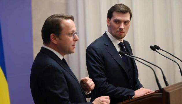 Україна і ЄС можуть наступного року схвалити оновлену угоду про ЗВТ - єврокомісар Варгеї