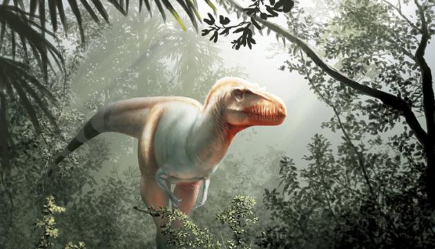 Знайшли невідомий вид тиранозаврів -