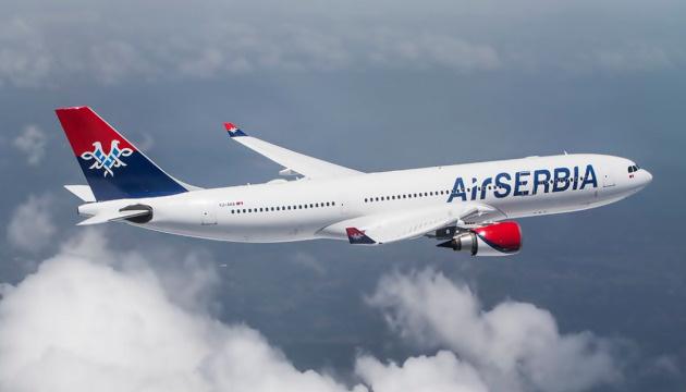 Air Serbia влітку розпочне літати зі Львова до Белграда