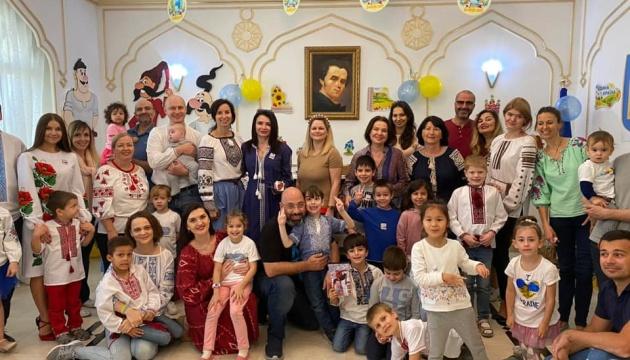Українська школа «Дивосвіт» в Абу-Дабі відсвяткувала свою першу річницю