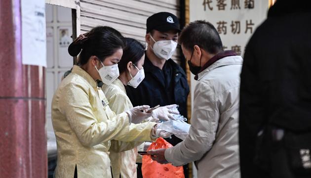 У Гонконзі вже пів сотні людей заражені коронавірусом