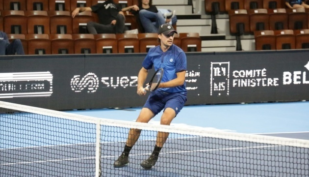 Молчанов зачохлив ракетку у парному чвертьфіналі турніру ATP в Індії