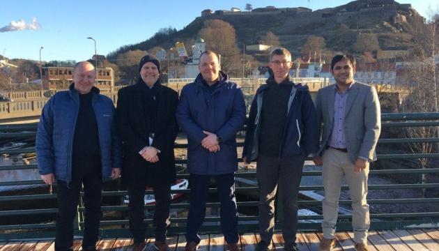 Норвежские ученые предлагают Ривненской АЭС поддержку в вопросах кибербезопасности