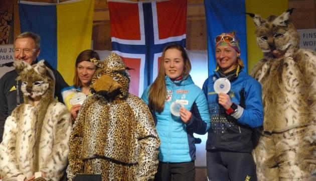 Паралімпійська збірна України виборола 22 медалі на етапі Кубка світу з біатлону