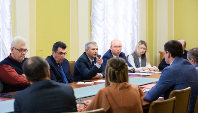 Economic hub could be created in Donbas