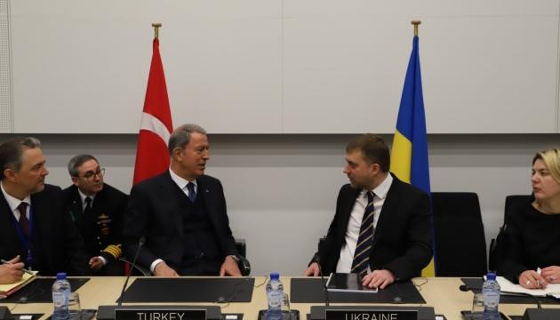 Україна і Туреччина можуть провести спільні військові навчання