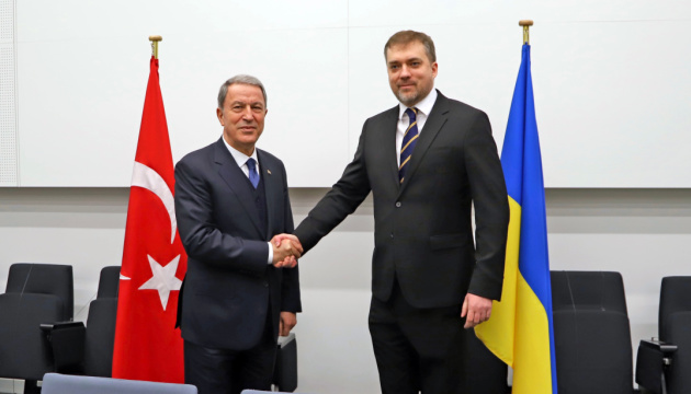 Ukraine, Turkey may hold joint military exercises