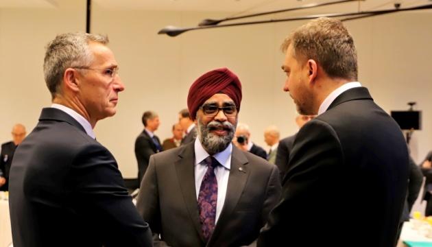 Ukraine meets criteria for joining NATO's EOP program – defense minister