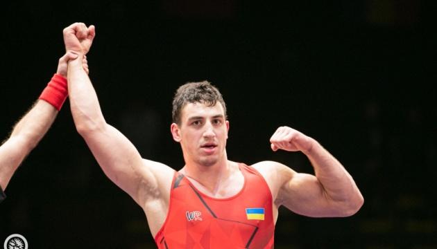 Українці стали шостими в командному заліку чемпіонату Європи з греко-римської боротьби