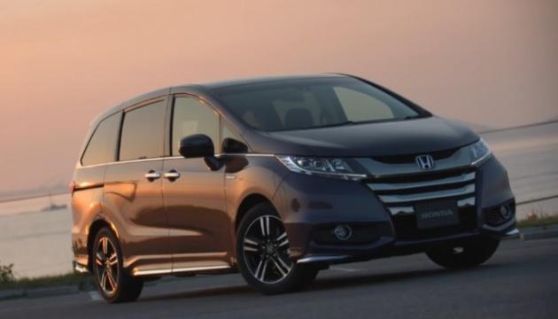 Honda відкликає понад 240 тисяч мінівенів