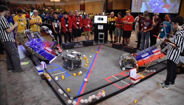В Україні вперше відбудуться змагання з робототехніки