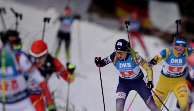 Біатлон: Норвегія виграла мікст чемпіонату світу, Україна - п'ята