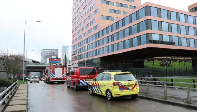 В Амстердаме взорвалась еще одна посылка