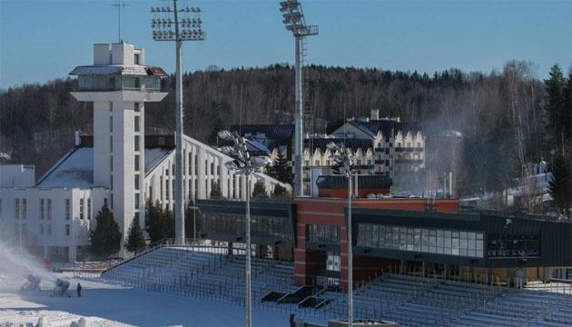 Чемпіонат Європи з біатлону перенесли з Естонії до Білорусі