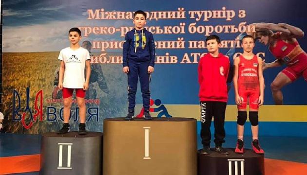 Миколаївський борець переміг на турнірі, присвяченому пам'яті загиблих воїнів АТО/ООС