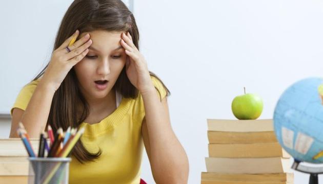 У 17% українських вчителів трапляються панічні атаки