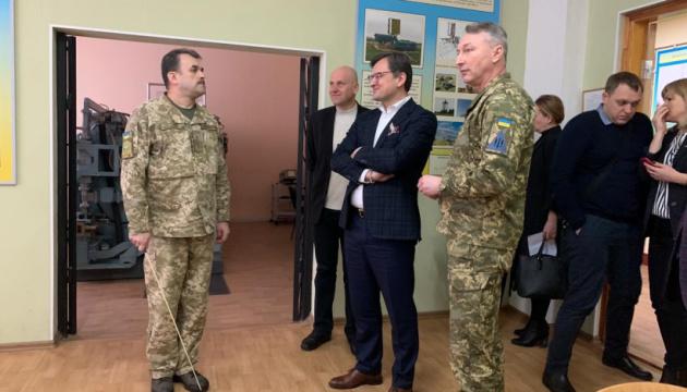 У відносинах України з НАТО відбувся