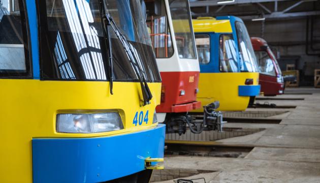 Київпастранс цьогоріч розвиватиме трамвайну мережу на Лівобережжі