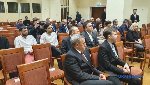 """У польському Сеймі показали фільм """"Заборонений"""" про Стуса"""