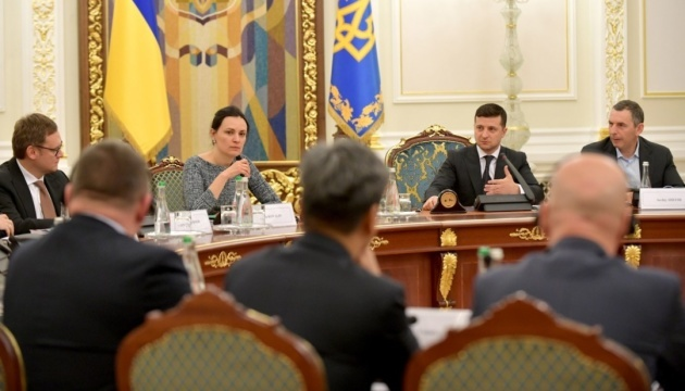 President says he doing everything to make Ukraine more attractive to investors