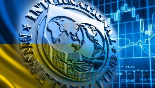 IMF notes constructive dialogue with Kyiv on $5.5 bln program