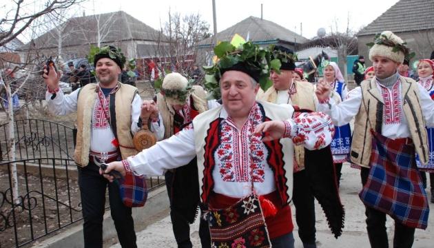 Болгарські кукери й вино: Болград кличе на колоритне свято