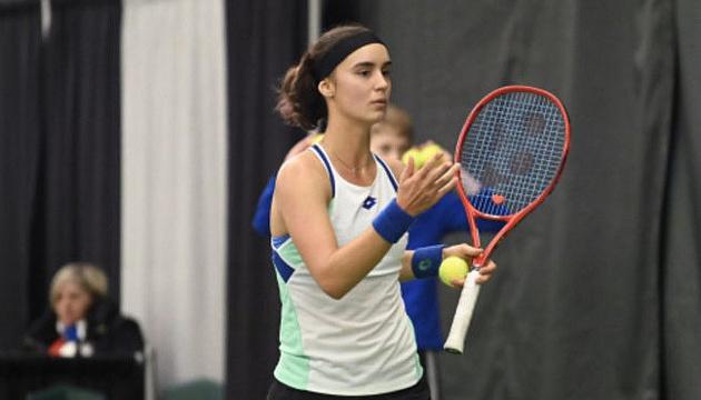 Калініна програла поєдинок за вихід до 1/4 турніру ITF у США