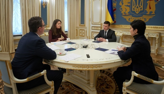 Ukraine to build town for IDPs from Crimea in Kherson region – Zelensky