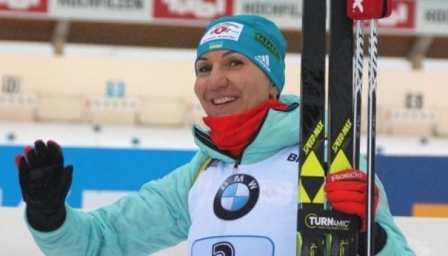 Ольсбю-Ройселанн виграла спринт ЧС з біатлону, Підгрушна - четверта