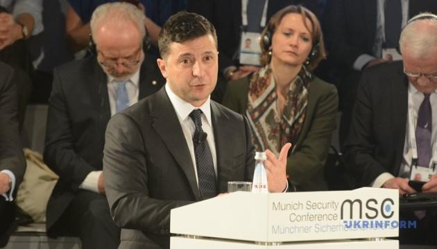 Україна ініціюватиме секторальний принцип розведення сил на Донбасі — Президент