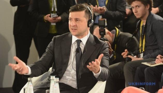 Зеленський про візит до США: М'яч на боці Трампа, але запрошую його до Києва