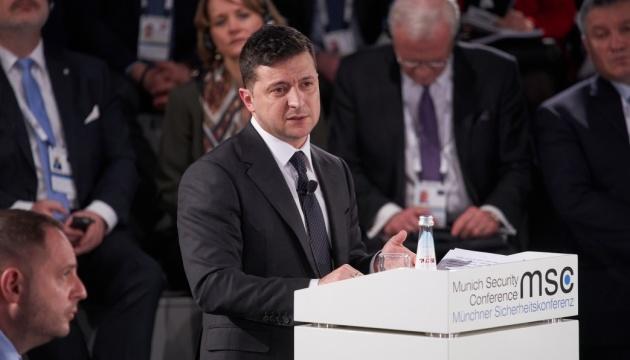 Selenskyj: Ukraine will Truppenentflechtung im Donbass nach sektoralem Prinzip vorschlagen
